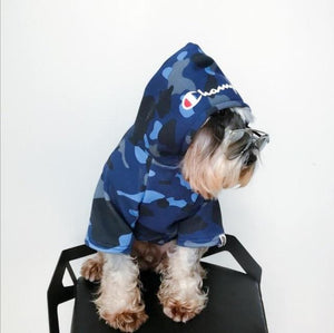 Champup Camo Hoodie *Hot Item