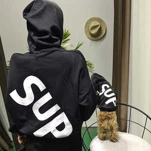 Pupreme Sup Sup Hoodie Limited Edition Sweater (HOT ITEM!)
