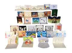 Origami Greeting Cards Collection