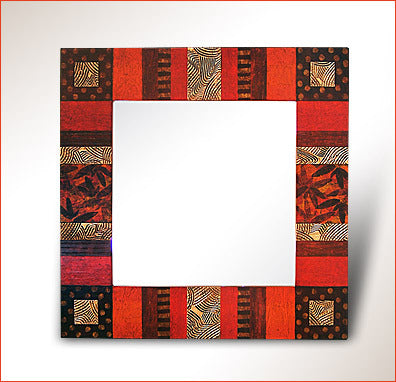 Square Wall Mirror Series 102/05