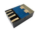KAP Box  - Series 301 Rio Azul  - One Compartment