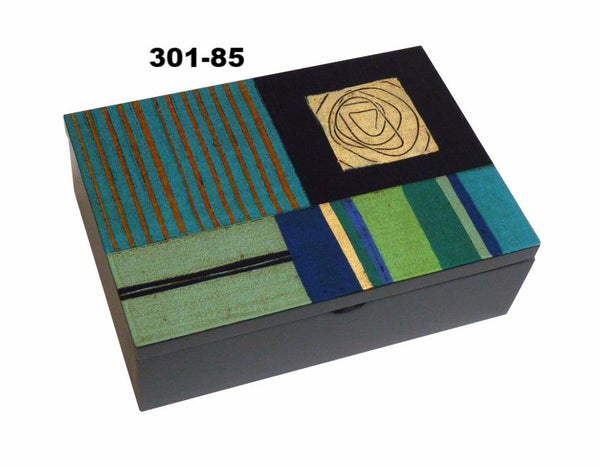 KAP Box - Series 301 Azul - One Compartment