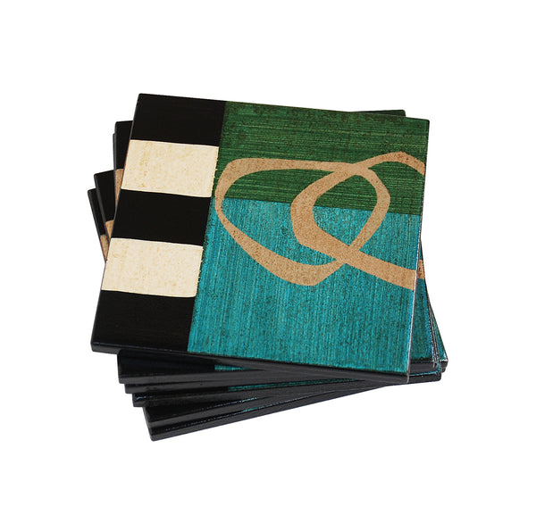 Table Accents - Coasters   Series 501-103