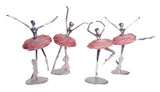 Sculptural Ballerina  with Shells Tutu