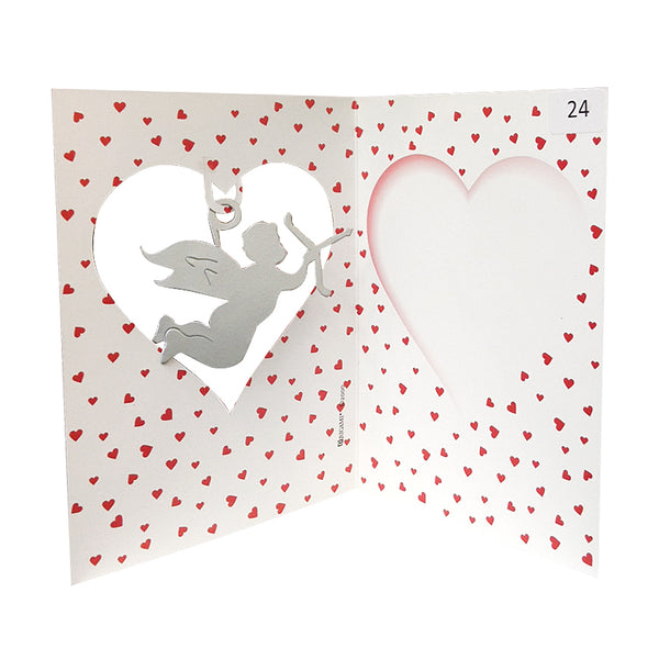 Cupid - Origami Greeting Cards