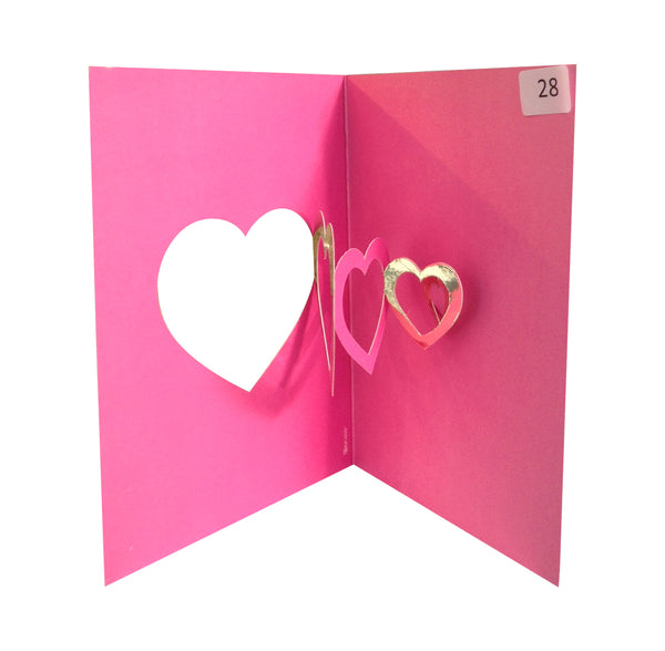 Hart - Origami Greeting Cards