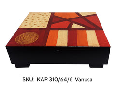 Vanusa Box  KAP 310-6  -  Six Interior Compartments