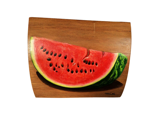 Wooden Painted - Sandia