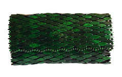 Marte-106 - Phyllis Clutch Handbag - Green