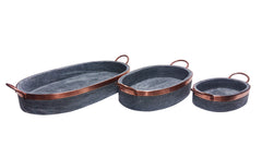 Soapstone Baking Trays