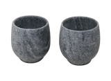 Soapstone Coffee/Tea Cup  SET/4 - VLS018 -  Set/4 VLS018/2
