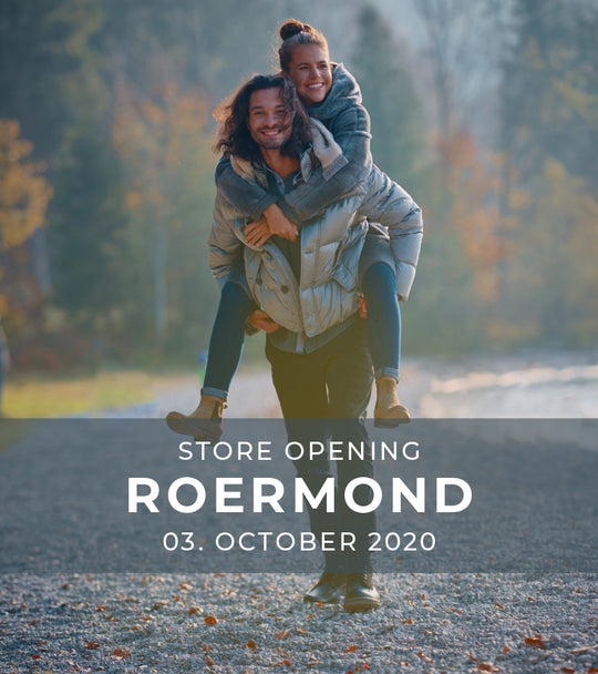 +++ ROERMOND POP-UP STORE OPENING +++