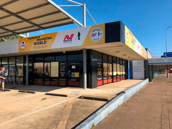 Townsville store address change
