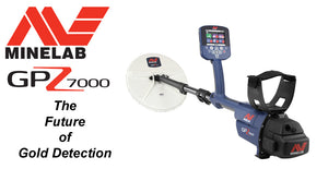 Minelab GPZ7000 The future of gold detection