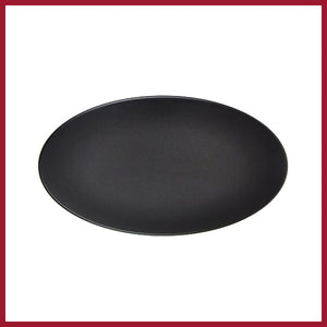 "Skidplate - Commander 10"" x 5"" Black for X-TERRA"
