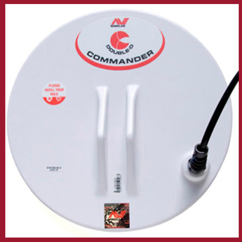 "Commander 11"" DD Coil suit SD, GP, GPX"