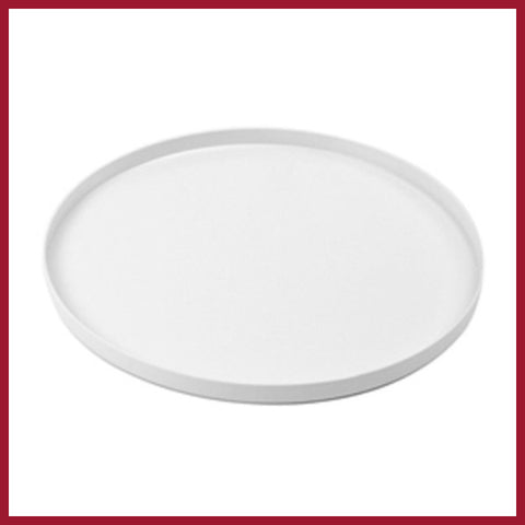 "Skidplate - Commander 11"" White"