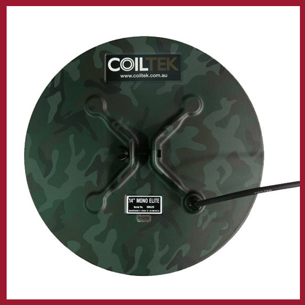 "Coiltek 14"" Mono Elite round suit SD, GP, GPX"