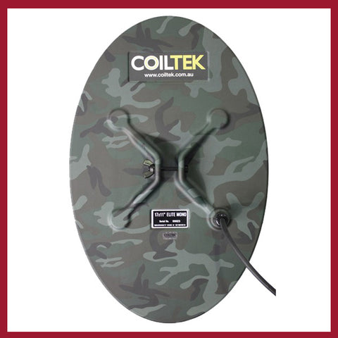 "Coiltek 17"" x11"" Mono Elite elliptical suit SD, GP, GPX"