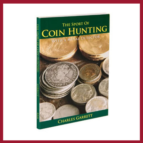 Coin Hunting with a Metal Detector - Book