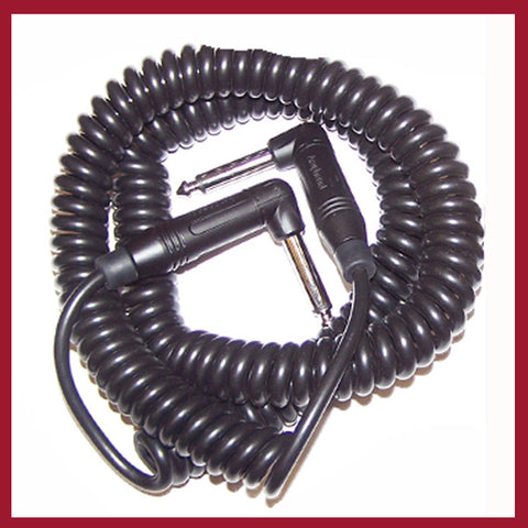 Curly Cord - SDC extension cable M-M