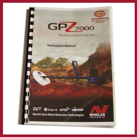 Instruction Manual - GPZ7000