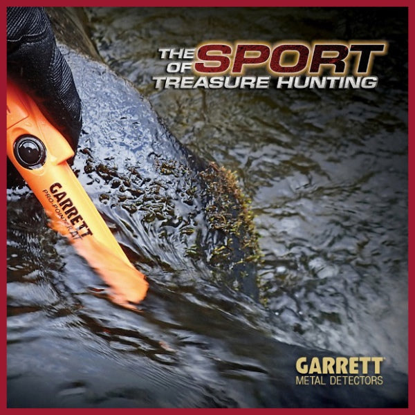 Pro-Pointer AT Garrett  waterproof