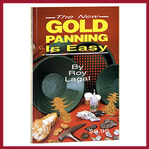 Gold Panning is Easy - Book