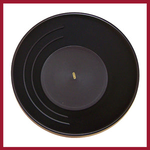 Gold Pan - Poly 10""