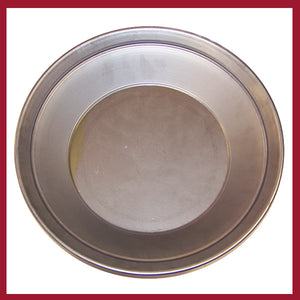 Gold Pan - Spun Steel 16""