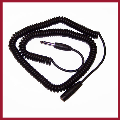 Curly Cord - SDC extension cable M-F