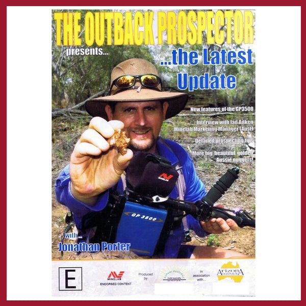 Outback Prospector - The Latest Update