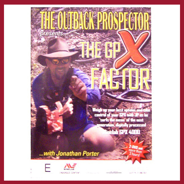 Outback Prospector - The GPX Factor