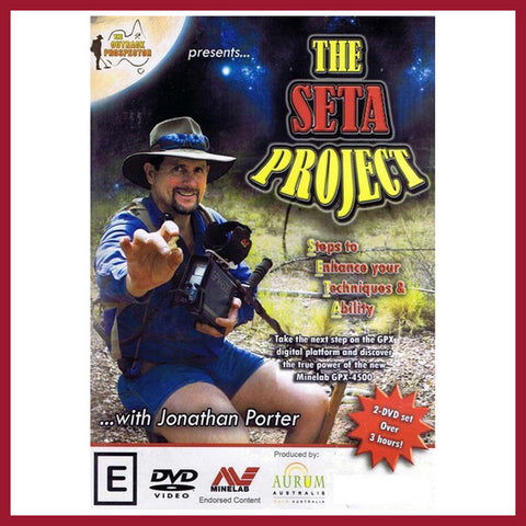 Outback Prospector - The SETA Project
