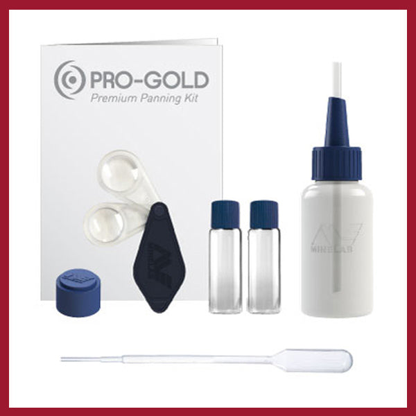 Gold Pan - PRO-GOLD kit