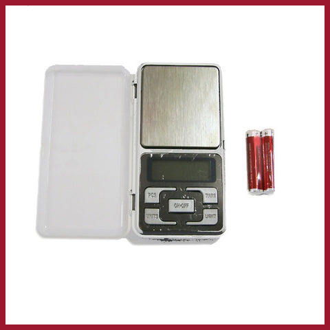 Scales - Digital pocket scales 200 grams