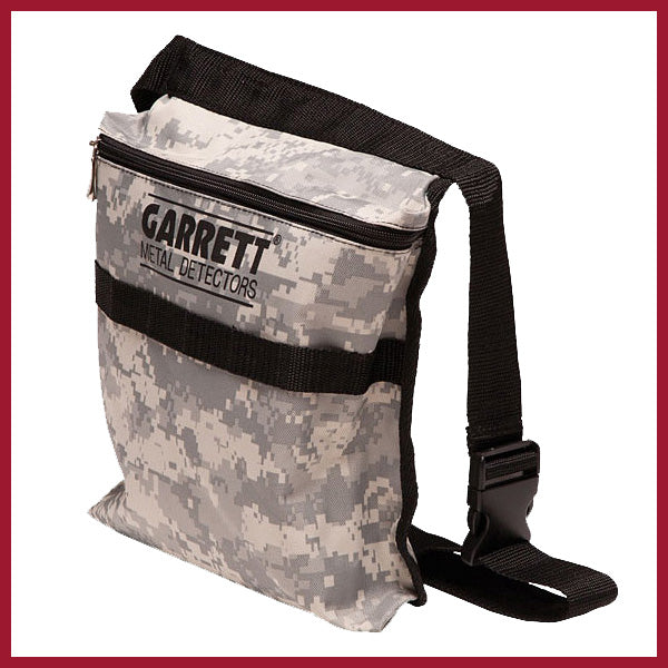 Treasure Pouch - Garret Camo