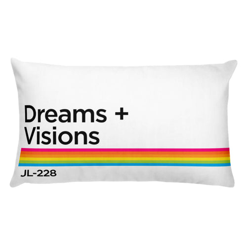 Dreams + Visions Pillow
