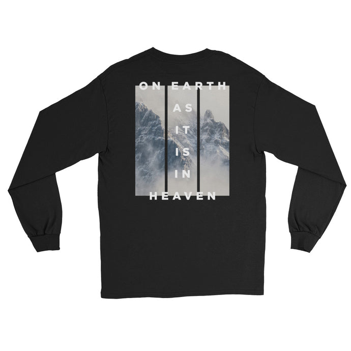 Heaven Come Anthem Long Sleeve Tee