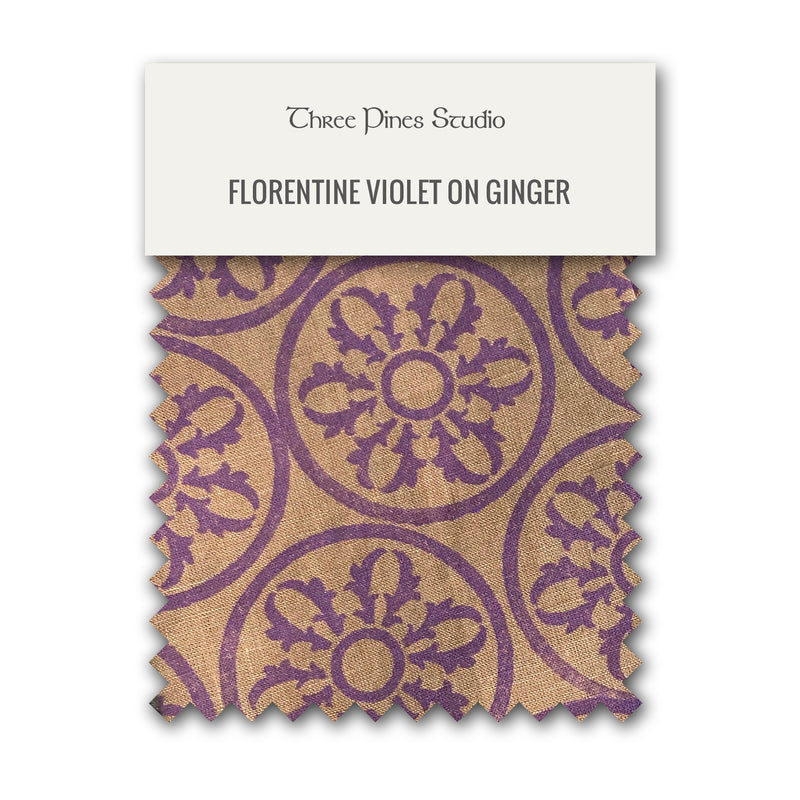 Florentine Rose Table Runner