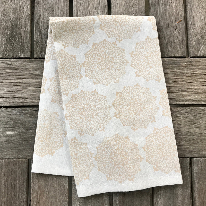 Pizzelle Tea Towel