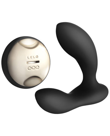 Black Lelo Hugo Prostrate Massager