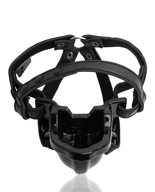 Oxballs Watersport Strap On Gag - Black