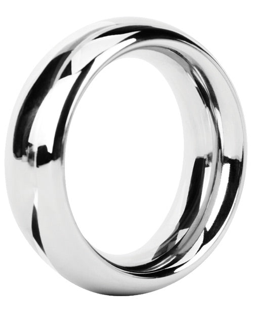 Malesation Nickel Free Stainless Steel Rounded - 38 Mm