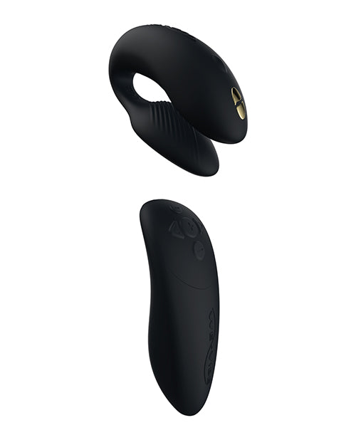 We-vibe Chorus - Womanizer Premium Golden Moments Collection - Black-gold