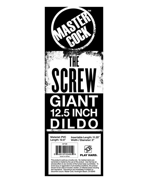 Master Cock The Screw Giant 12.5