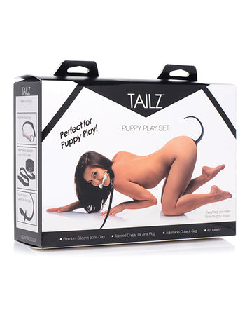 Tailz Puppy Play Set