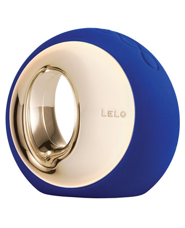 Lelo Ora 2 Midnight Blue Vibrating Oral Sex Stimulator