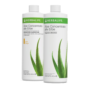 Aloe Concentrato alle Erbe (473 ml)