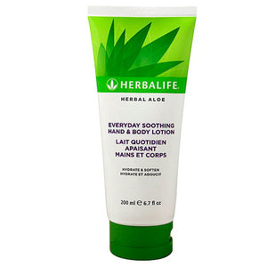 Herbal Aloe Hand & Body Cream -Lozione Lenitiva mani & corpo (200 ml)